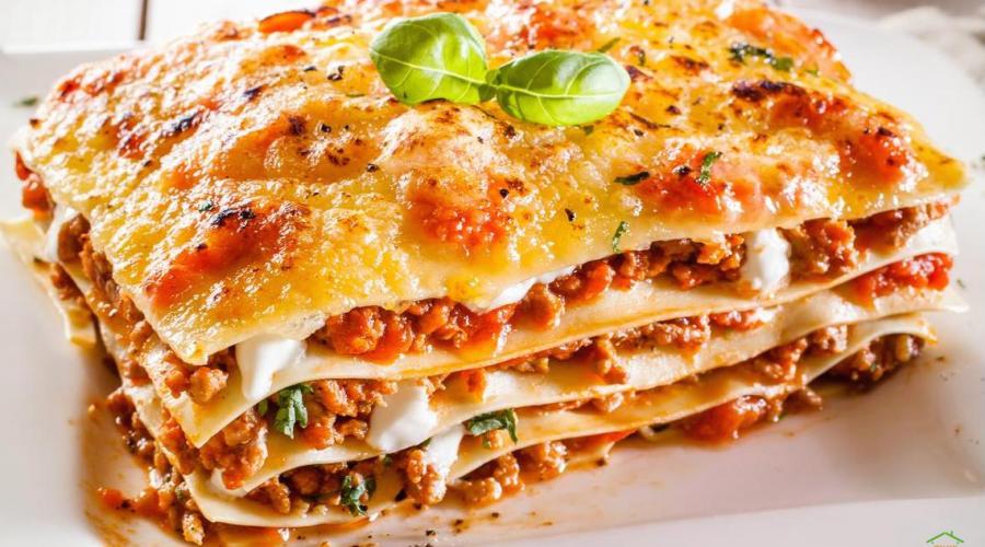 Cucina italiana: Amore a prima vista