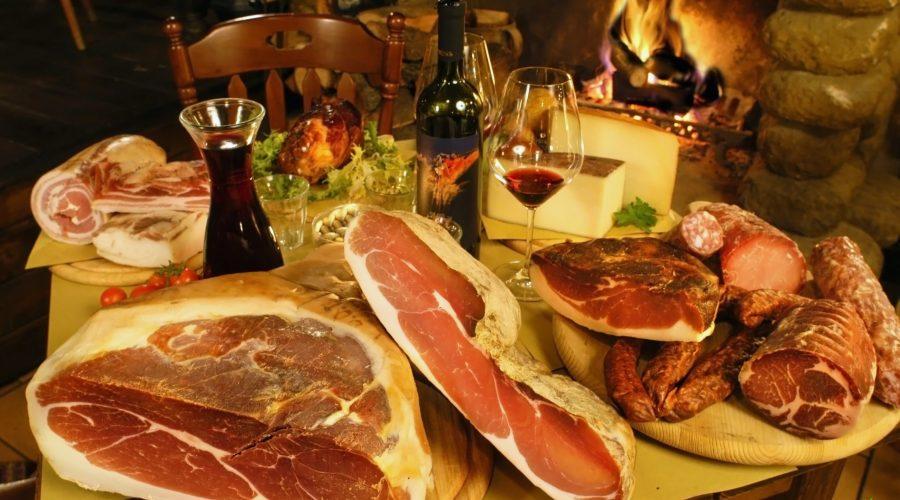 Specialità tipiche dell'Umbria