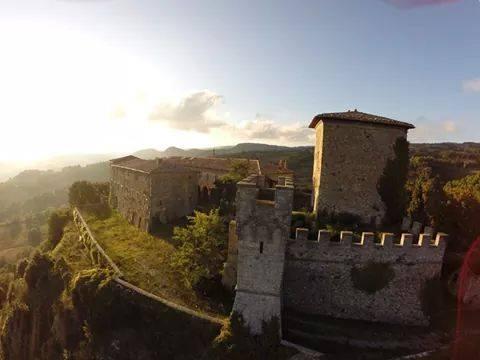 castello triana vista est